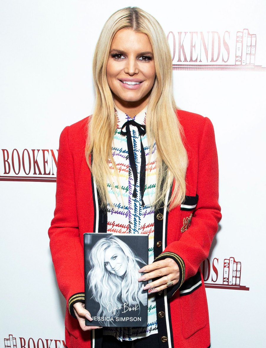 Jessica Simpson's 'Open Book' Diary Entries Cover Divorce, 'Mom Jeans,' More