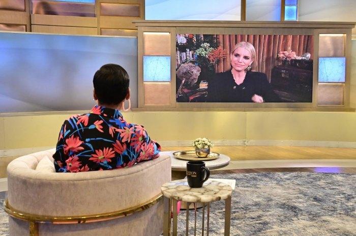 Jessica Simpson dice que Nick Lachey le mostró el video de lo que queda de mí de él y Vanessa
