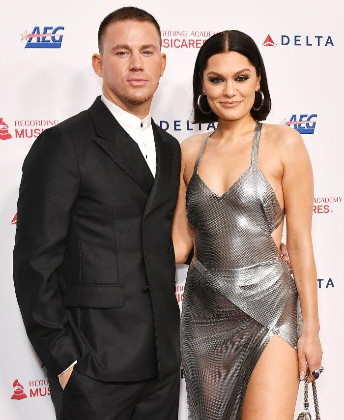 Jessie J Dating Max Pham Nguyen After Channing Tatum Split 1