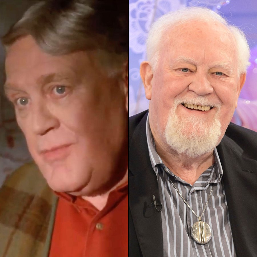 Joss Ackland The Mighty Ducks OG Cast Where They Are Now
