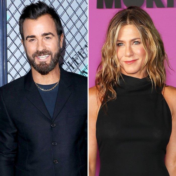 Justin Theroux revela que está abierto trabajando con su ex Jennifer Aniston nuevamente