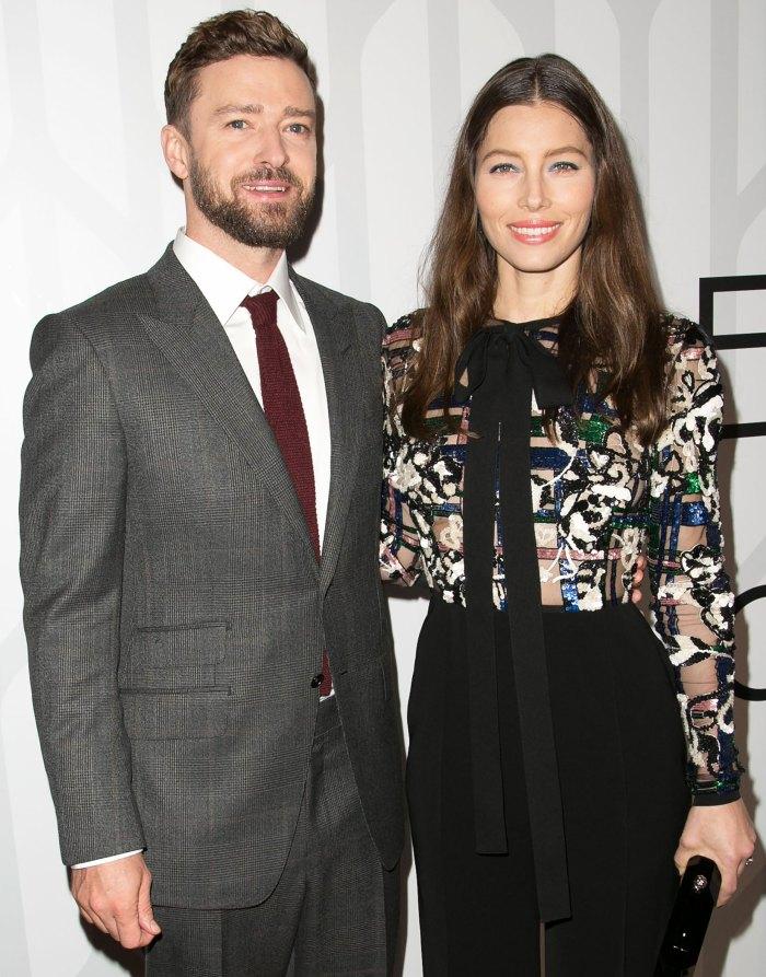 ¡Celebrando su favorito!  Justin Timberlake rinde homenaje al 39 cumpleaños de Jessica Biel