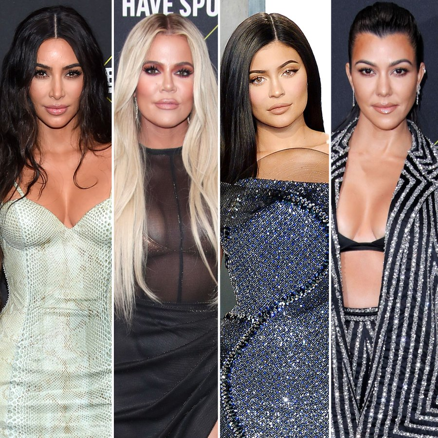 Kardashian-Jenner Sisters Parenting Clapbacks Over the Years