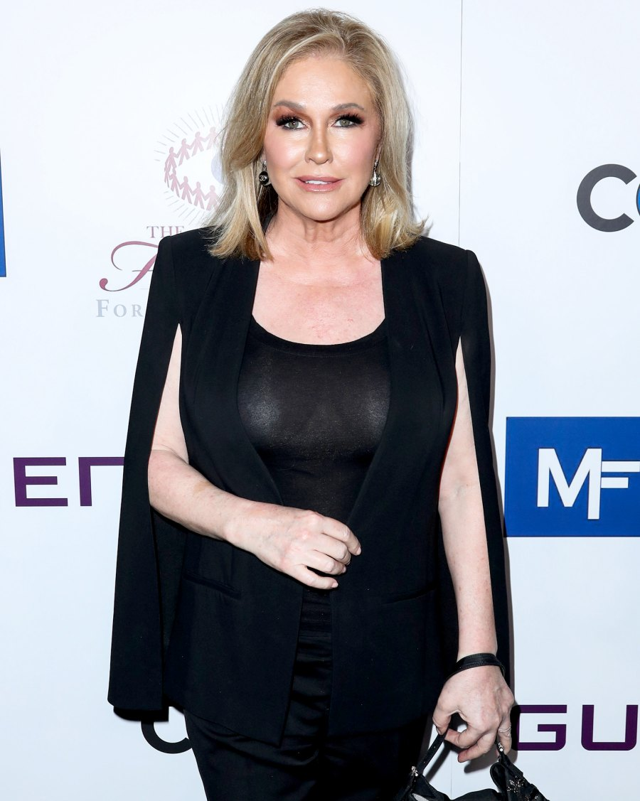 Kathy Hilton Every Time Lisa Vanderpump Shaded Her Former RHOBH Castmates