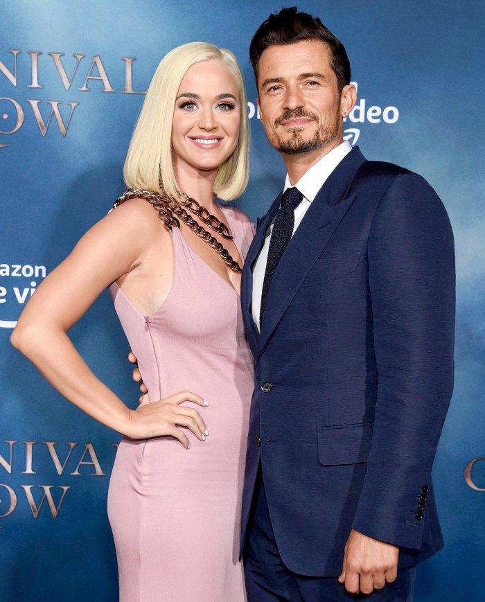 Katy Perry desata rumores de que se casó en secreto con Orlando Bloom después de usar un anillo de oro