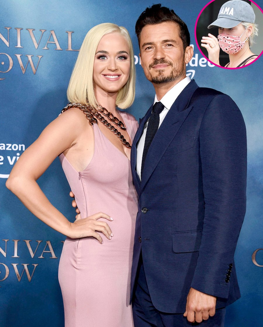 Katy Perry Sparks Rumors She Wed Orlando Bloom promo