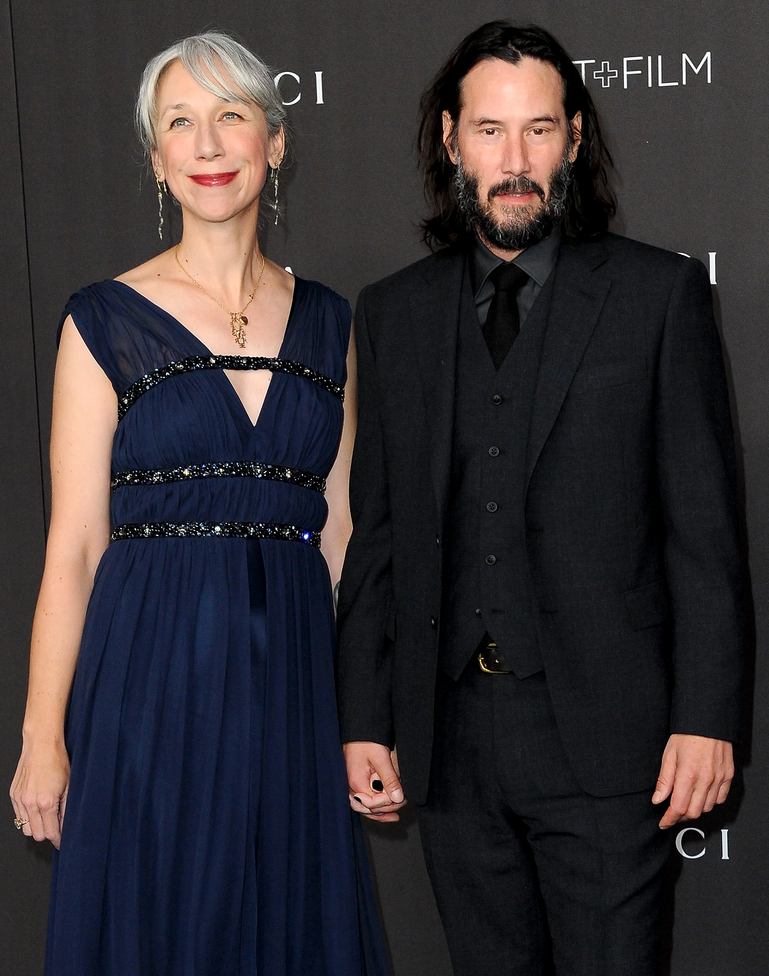Keanu Reeves and GF Alexandra Grant Are 'Head Over Heels for Each Other'