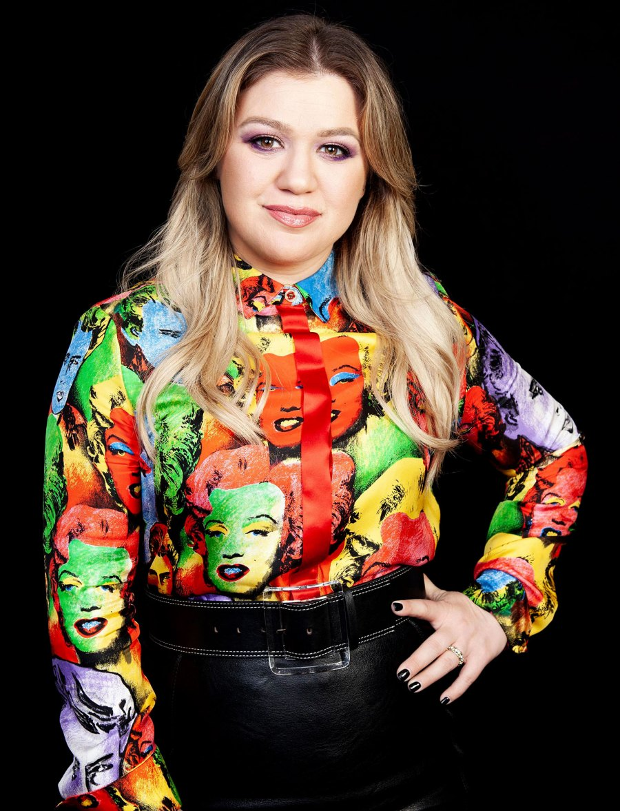 Kelly Clarkson Stars Who Use Their Influence to Give Back
