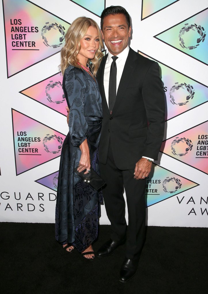 Kelly Ripa and Mark Consuelos Son Joaquin Is Going to University of Michigan for Wrestling