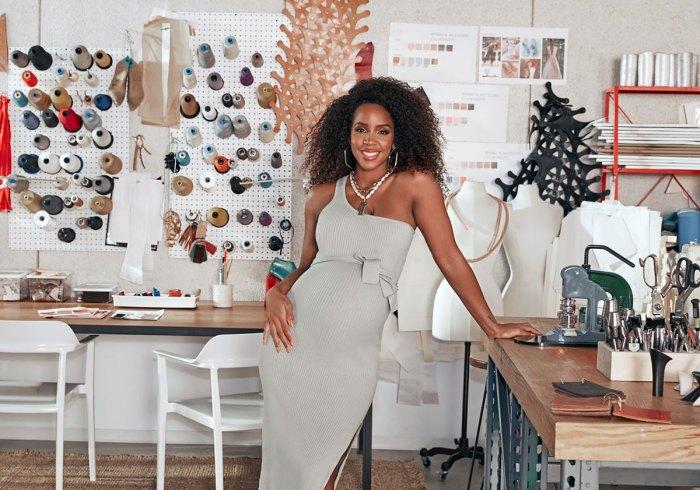 Kelly Rowland nos cuenta cómo su colección JustFab defiende a las mujeres