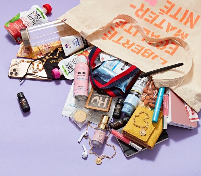 Kerry Washington: ¿Qué hay en mi bolso?