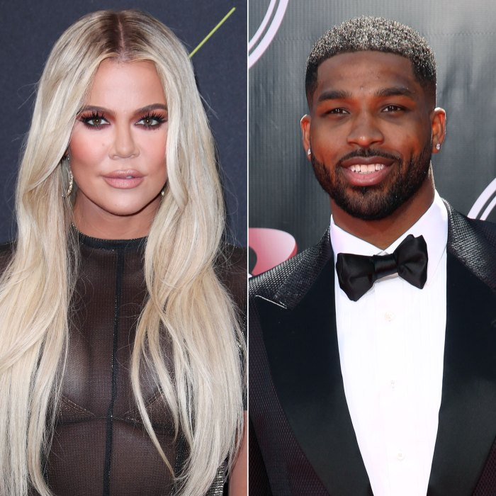 Khloe Kardashian Says Coparenting With Tristan Thompson Can Be 'Bumpy'