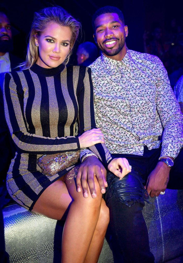 Khloe Kardashian dice que ella y Tristan Thompson tienen embriones