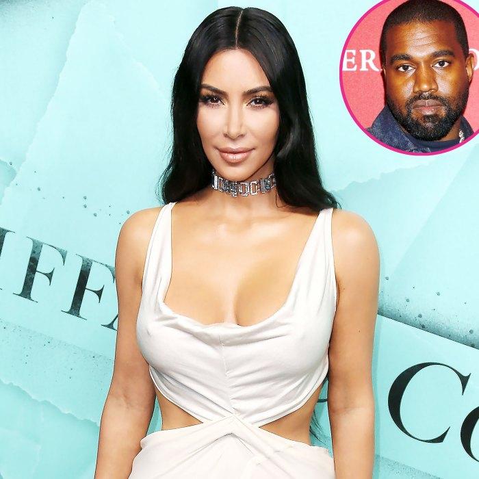 Kim Kardashian asiste a los Kids Choice Awards 2021 en medio del divorcio de Kanye