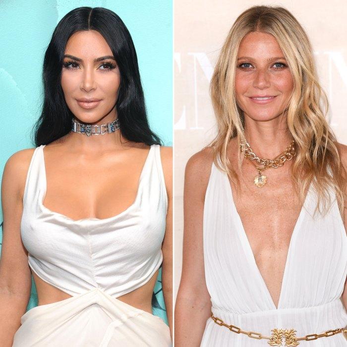 Kim Kardashian Gets NSFW Gifts From Gwyneth Paltrow Amid Divorce