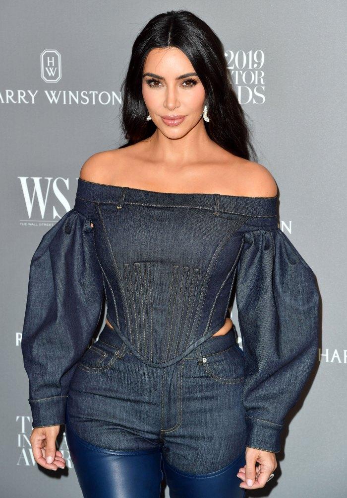 Kim Kardashian publica sobre centrarse en sí misma en medio de la separación de Kanye West