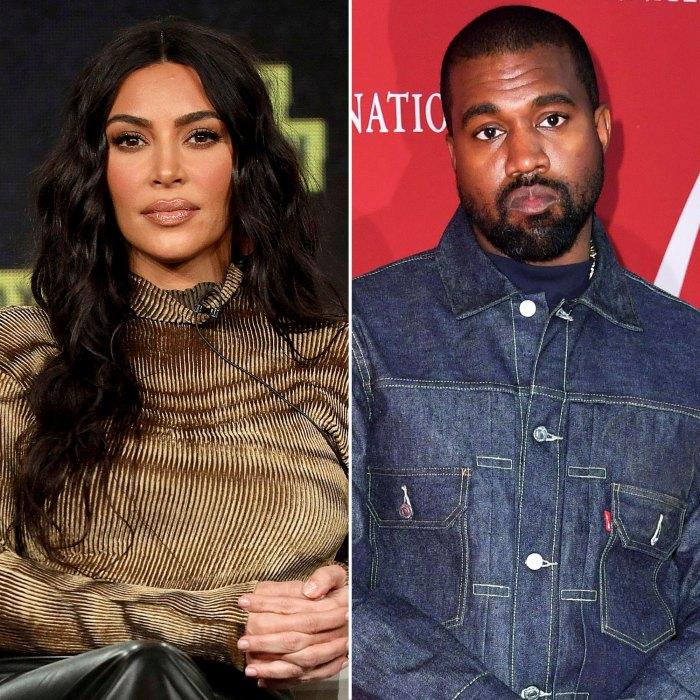 Kim Kardashian luchando se niega a hablar sobre el matrimonio de Kanye West KUWTK