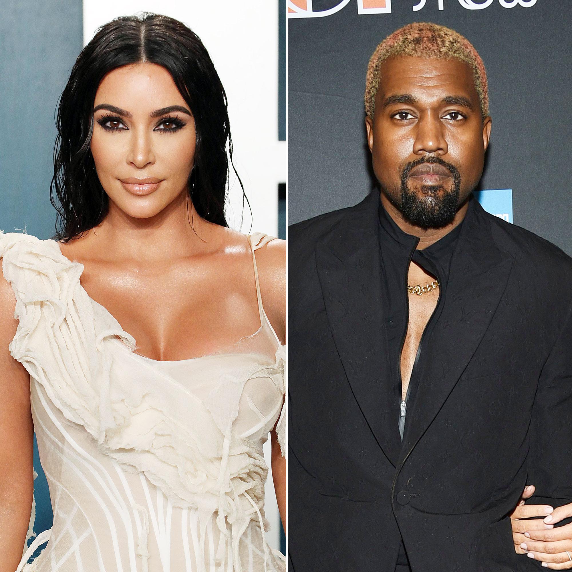 Staying Put! Kim Kardashian Will Keep Hidden Hills Home in Kanye Divorce