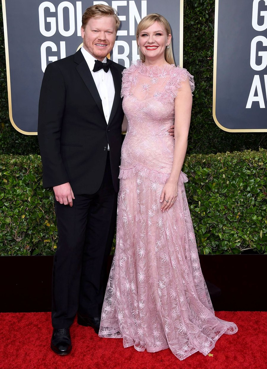 Kirsten Dunst Is Pregnant Expecting 2nd Child With Husband Jesse Plemons