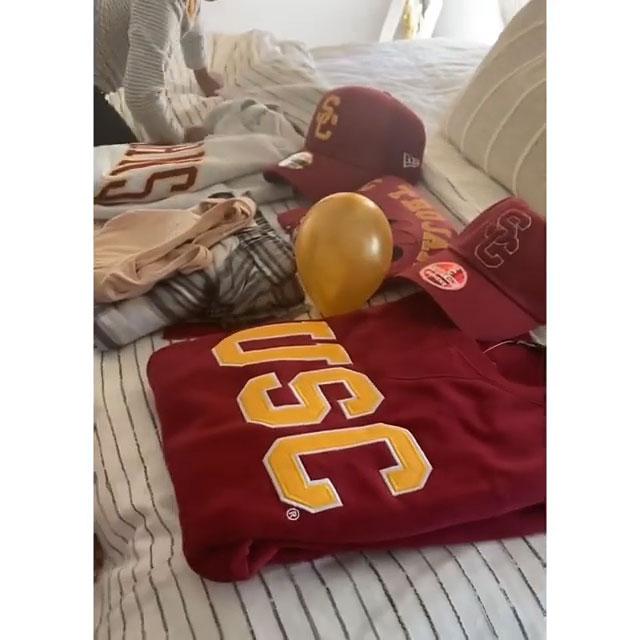 Kobe Bryant Daughter Natalia Commits to USC
