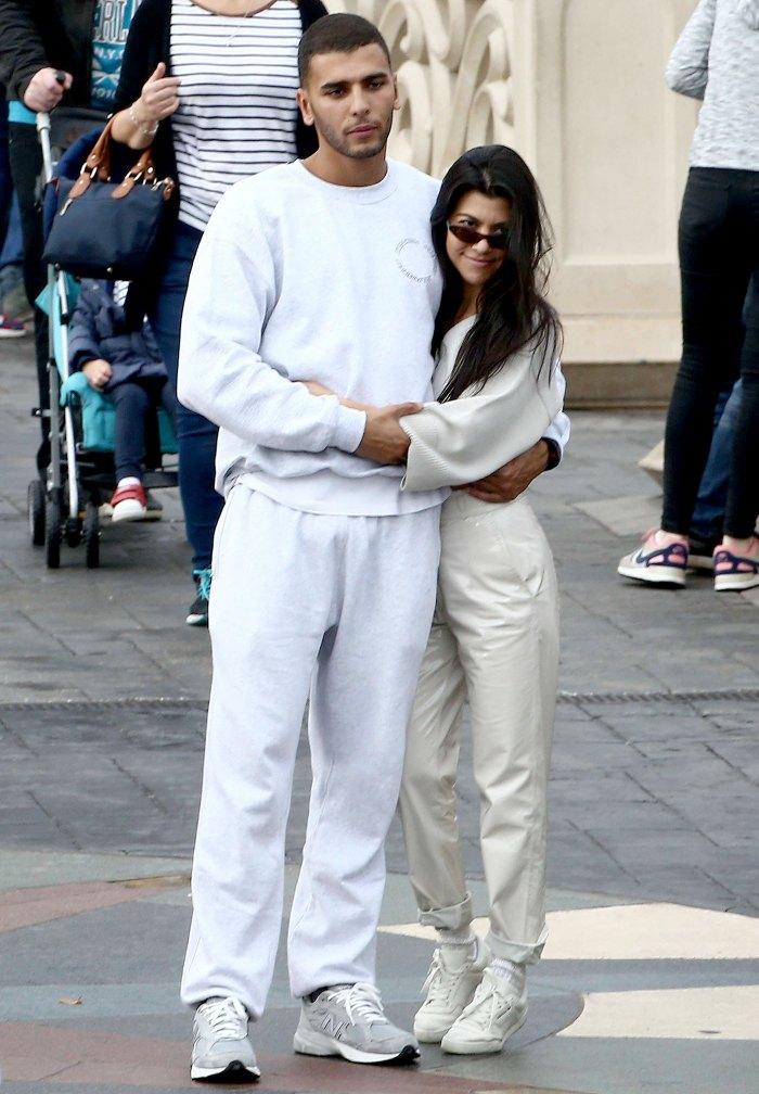 Kourtney Kardashian Reflects on Negative Ex-Boyfriend Younes