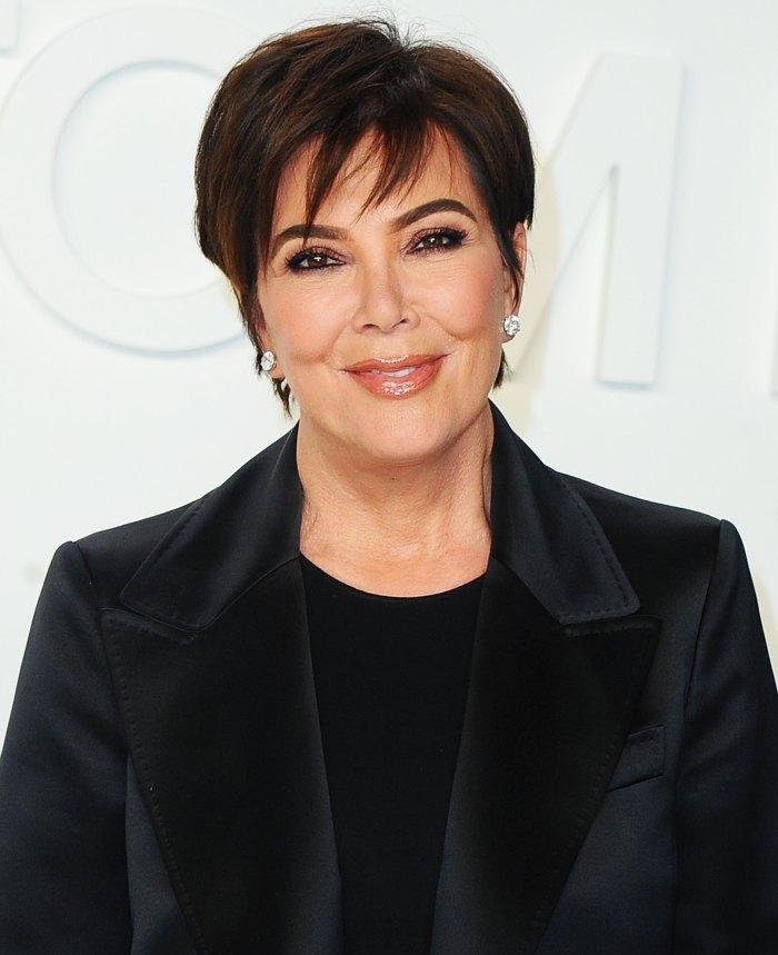 Kris Jenner se muestra tímido sobre el estado 2 de Khloe Kardashian y Tristan Thompson