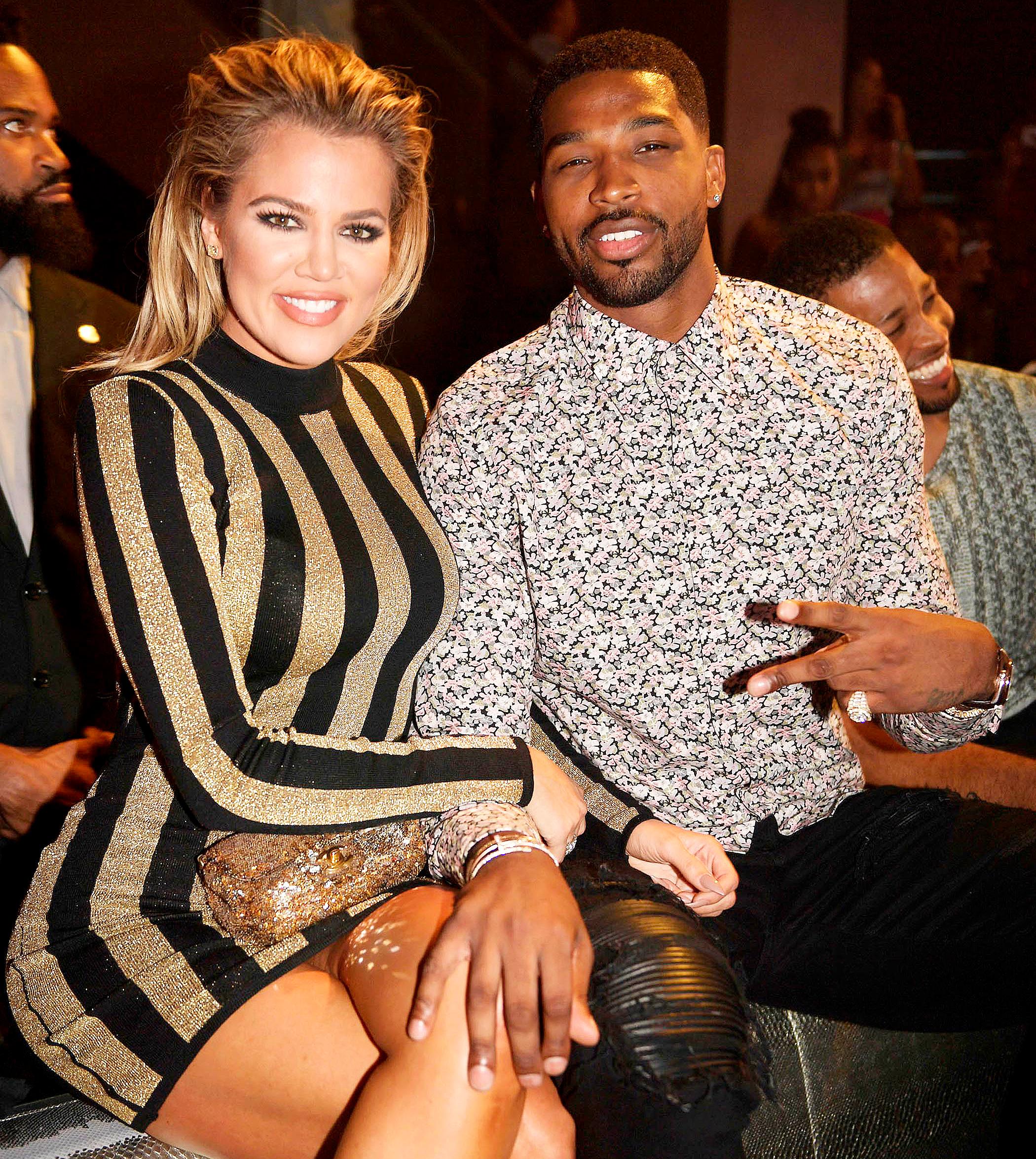 Kris Jenner Plays Coy About Khloe Kardashian and Tristan Thompson's Status