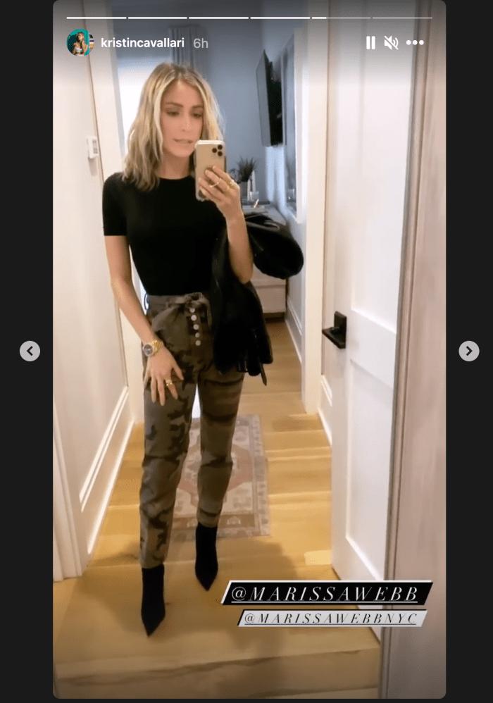 Kristin Cavallari / Instagram