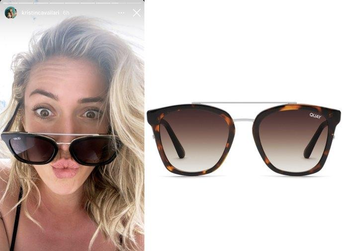 Gafas de sol Kristin Cavallari Quay
