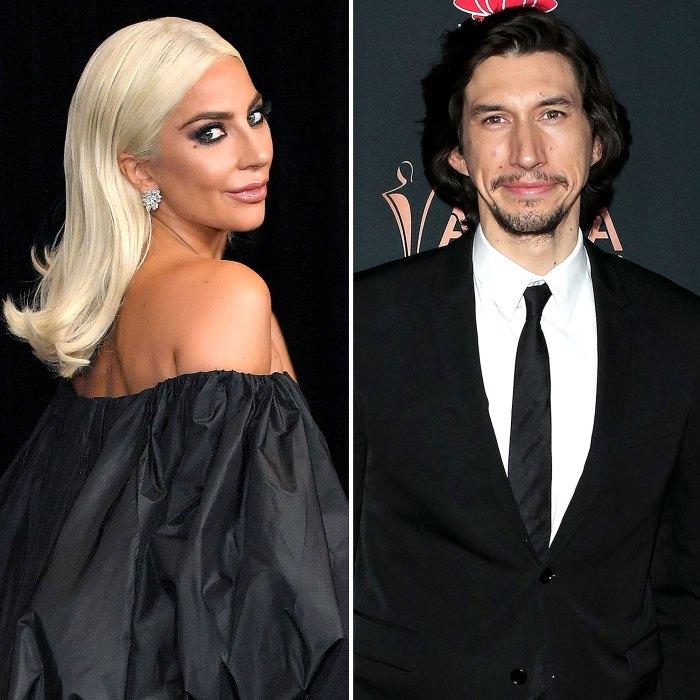 Lady Gaga provoca reacciones hilarantes sobre su foto de Adam Driver