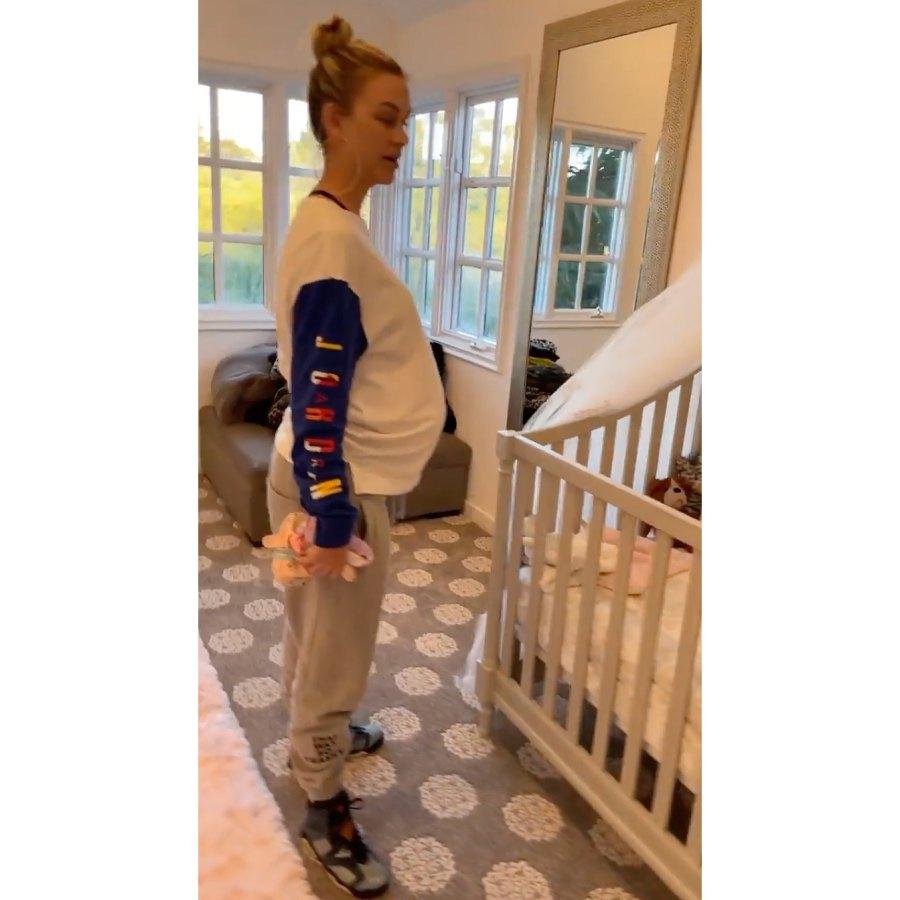 Lala Kent baby bump