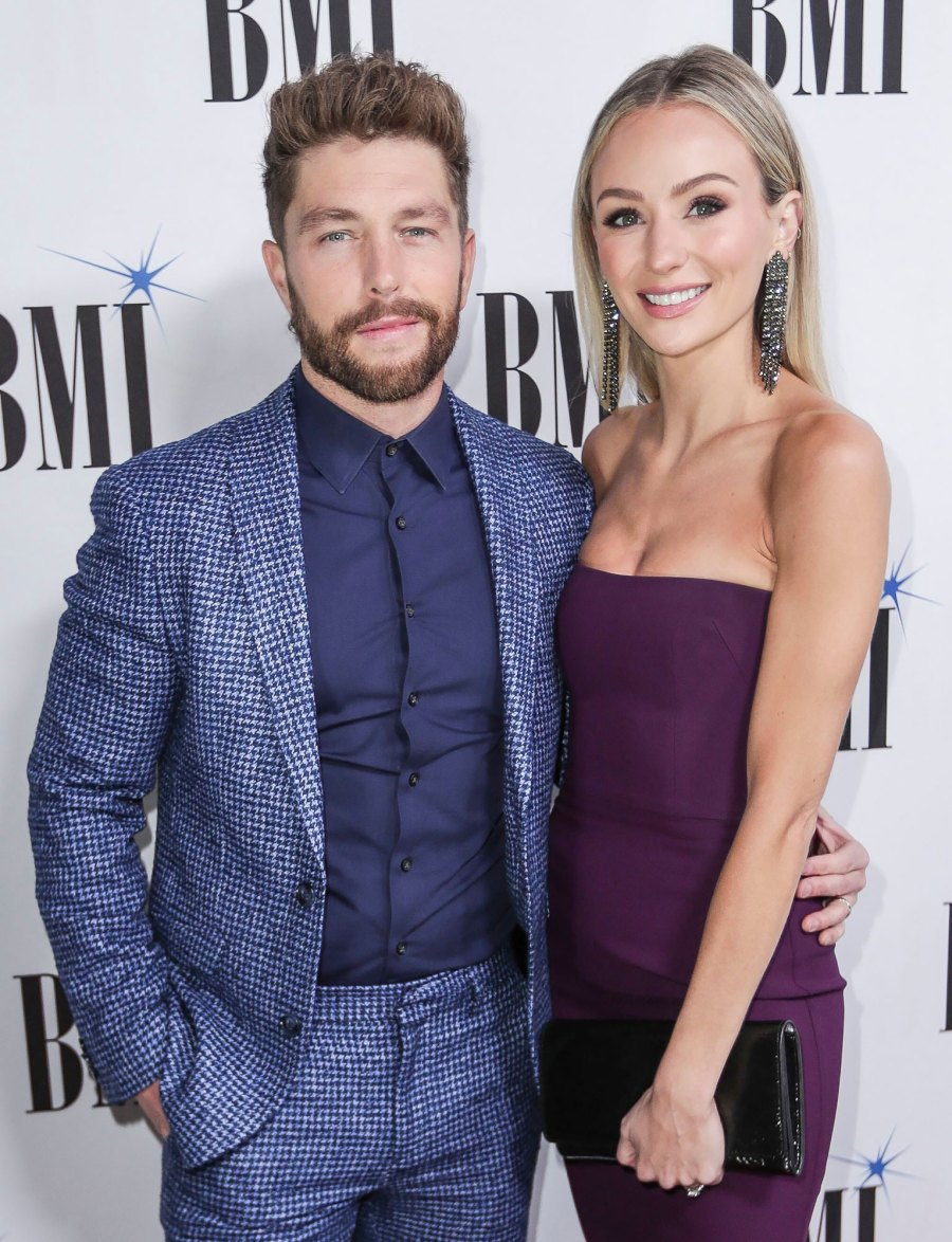Bachelor's Lauren Bushnell Gives Birth, Welcomes 1st Child With Husband Chris Lane