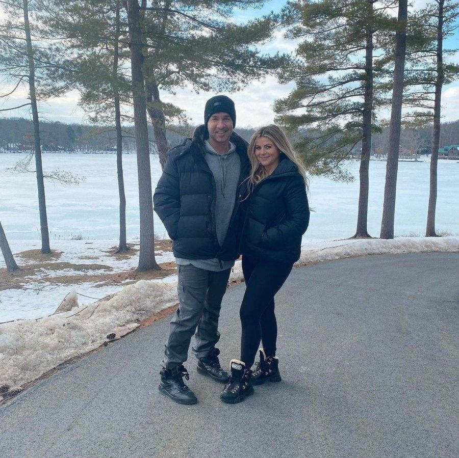 Lauren Sorrentino Instagram Mike Inside Jersey Shore Pregnant Deena Cortese and Lauren Sorrentino Joint Babymoon
