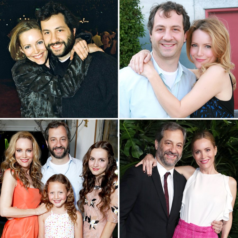 Leslie Mann and Judd Apatow Relationship Timeline