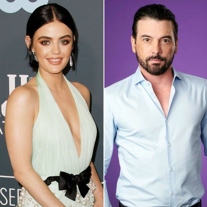 Lucy Hale and Skeet Ulrich Age Difference Does Not Bother Them They Have Fallen Hard