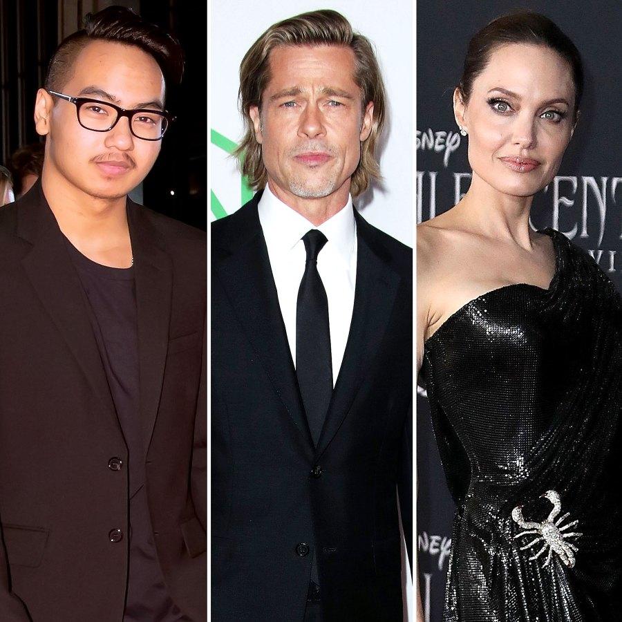 Maddox Jolie-Pitt Testified Against Brad Pitt Angelina Jolie Case