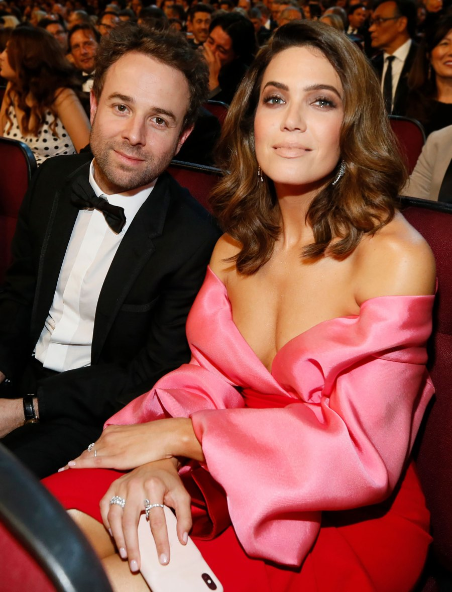 Mandy Moore and Taylor Goldsmith's Son August's Baby Album: Pics