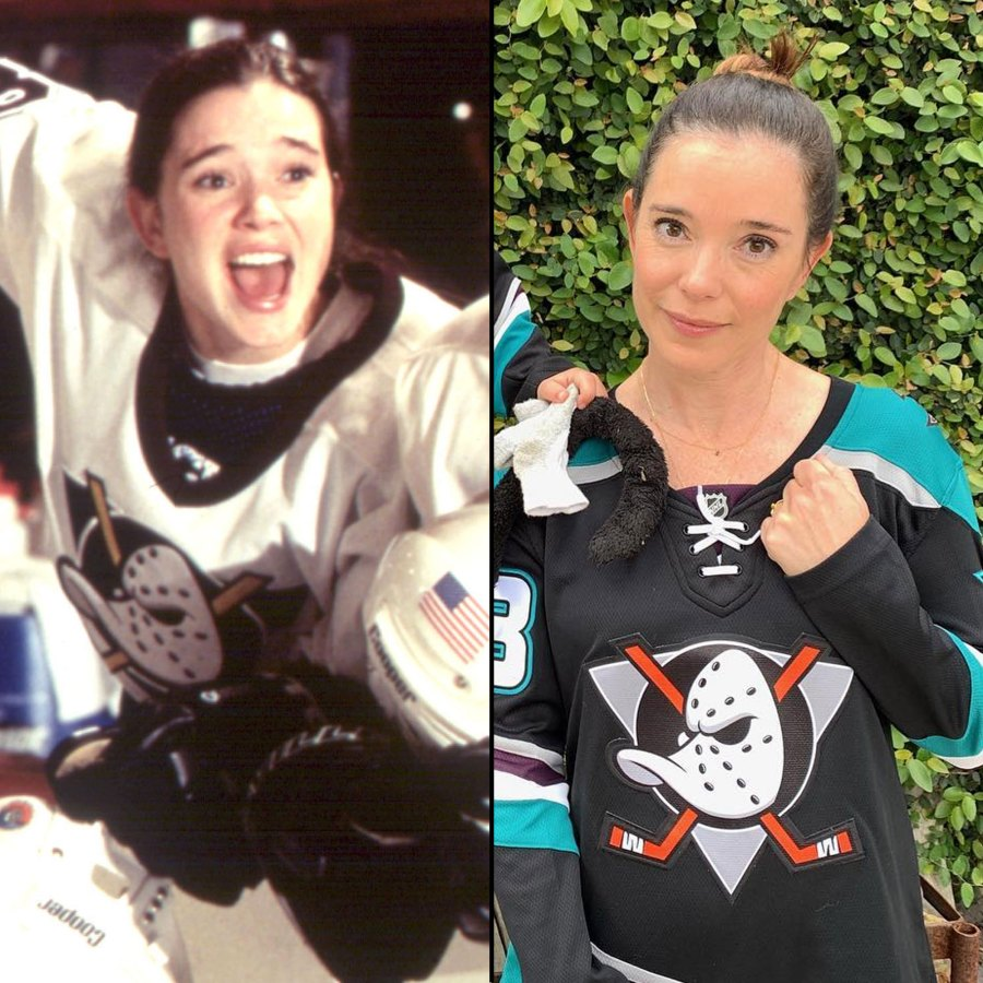 Marguerite Moreau The Mighty Ducks OG Cast Where They Are Now