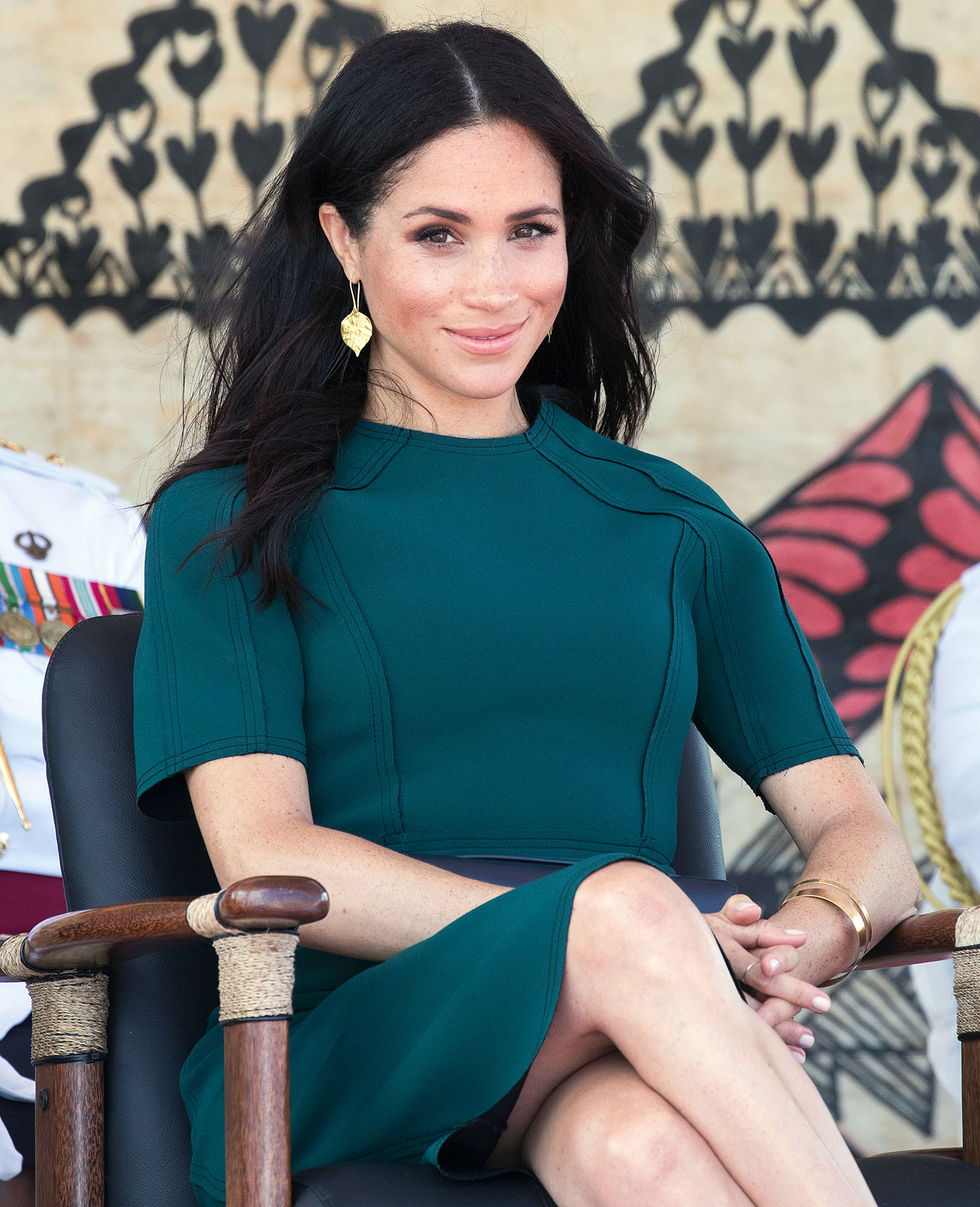 Meghan Markle's Last Words as a Member of the Royal Family Revealed