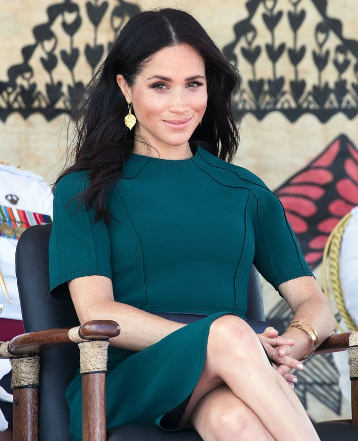 Meghan Markle Chilling Last Words Before Stepping Down From Royal Duties Revealed