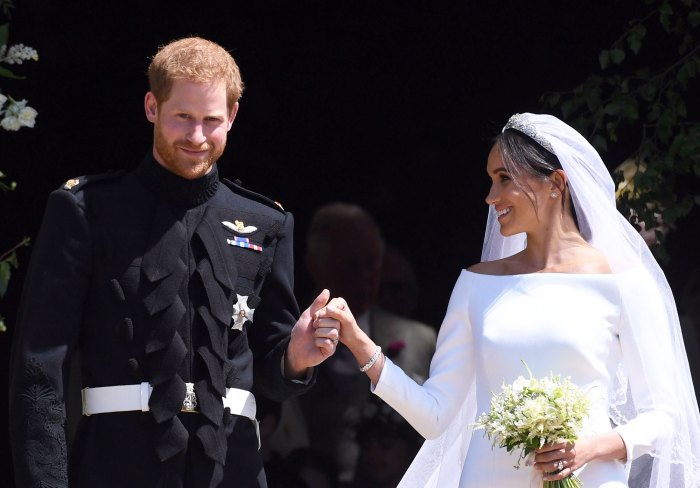 Meghan Markle Reveals She and Prince Harry Secretly Married 3 Days Before Royal Wedding