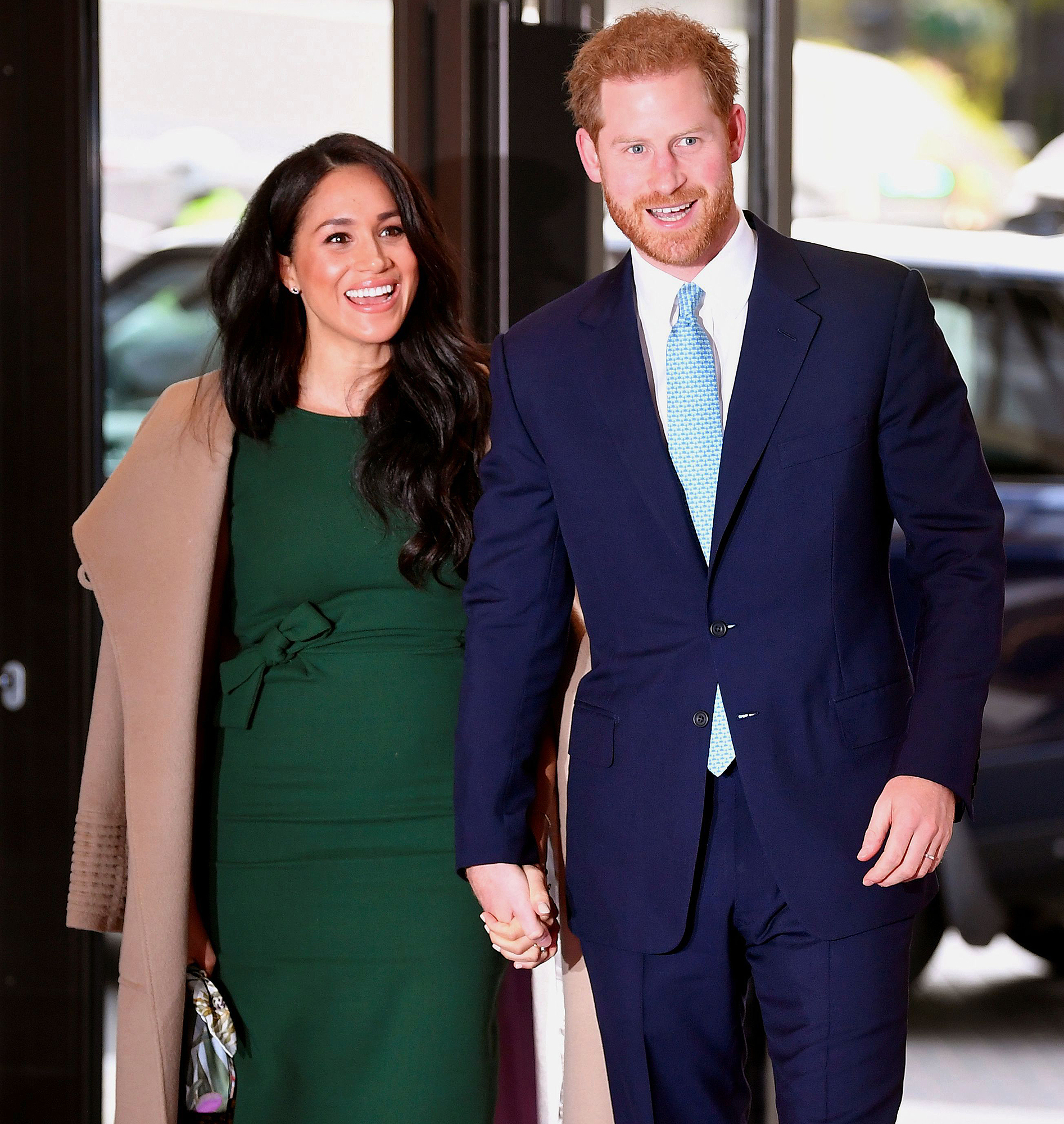 Meghan Markle and Prince Harry's Daughter's Official Birth Announcement Is Revealed