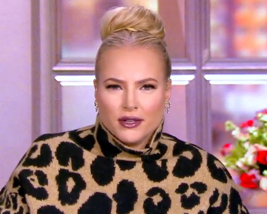 Meghan McCain's Wildest, Craziest and Simply Weirdest Hairstyles on 'The View'