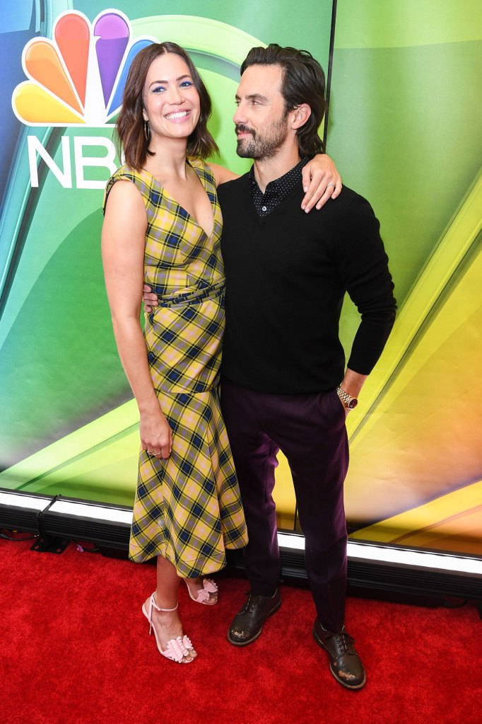 Milo Ventimiglia Gushes About New Mom Mandy Moore and 'Beautiful' Son August