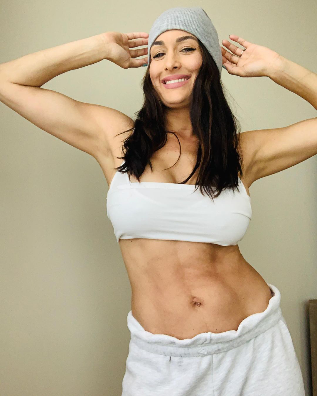 Bella porn nikki WWE Nikki