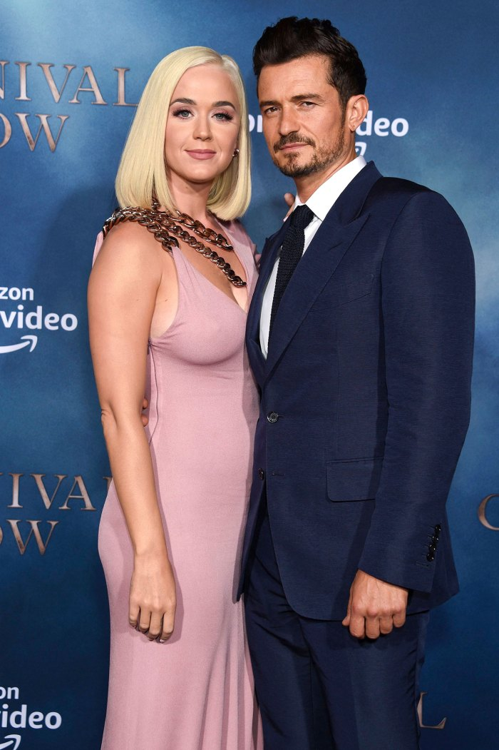 Orlando Bloom Says He and Katy Perry Don't Have Enough Sex