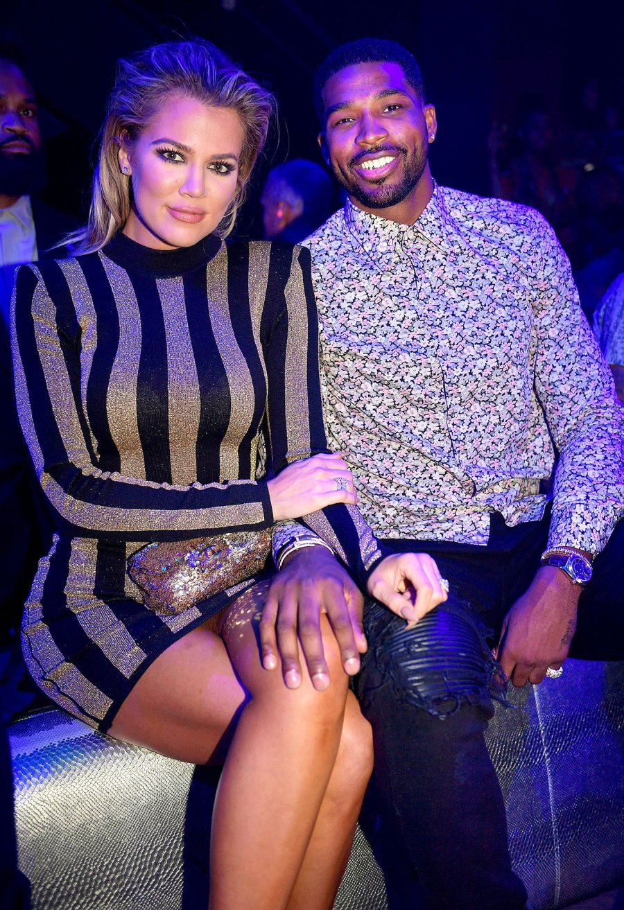 Pandemic Pause Everything Khloe Kardashian Has Said About Conceiving Her 2nd Child With Tristan Thompson