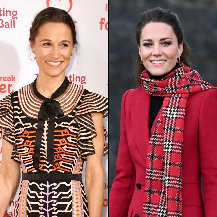 Pippa Middleton Hija recién nacida Segundo nombre Honra a la duquesa Kate Middleton