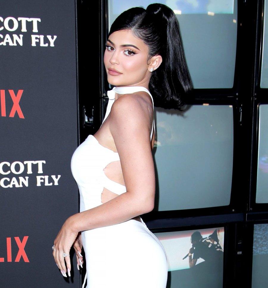 Postpartum Pride Kylie Jenner Kardashian-Jenner Sisters Parenting Clapbacks Over the Years
