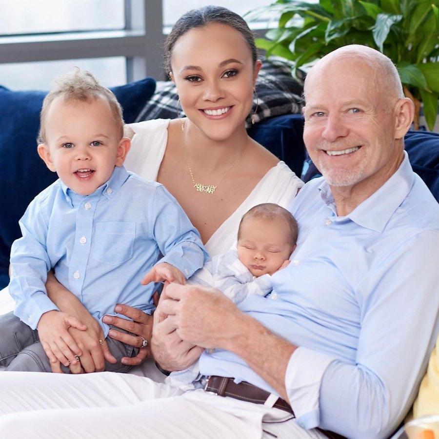 Potomac's Ashley Darby Reveals Newborn Son's Name pics